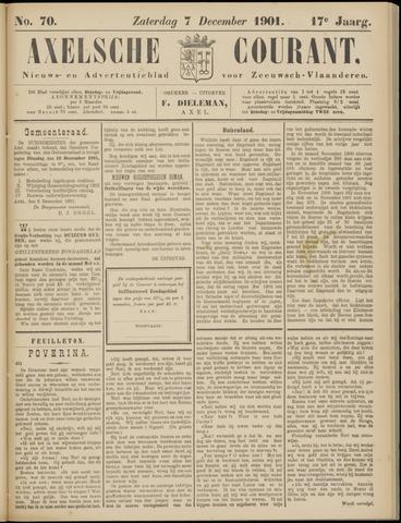 Axelsche Courant 1901-12-07