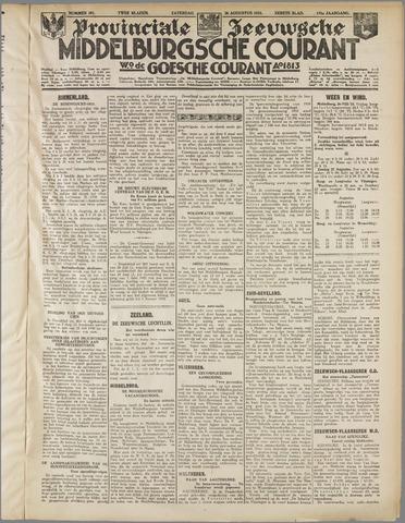 Middelburgsche Courant 1933-08-26