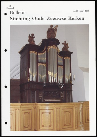 Bulletin Stichting Oude Zeeuwse kerken 2014
