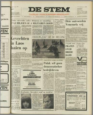 de Stem 1971-03-05