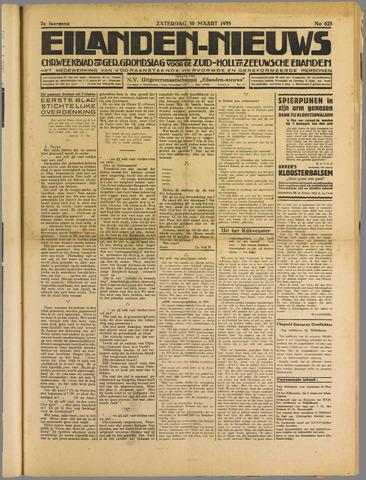 Eilanden-nieuws. Christelijk streekblad op gereformeerde grondslag 1935-03-30