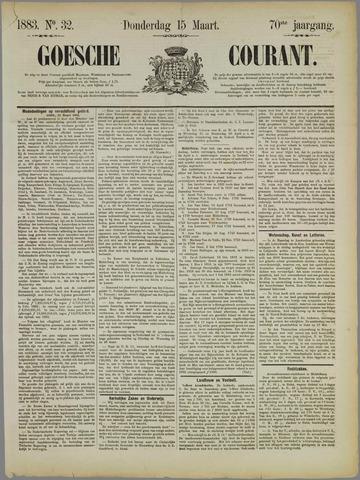 Goessche Courant 1883-03-15
