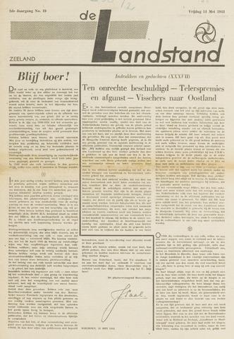 De landstand in Zeeland, geïllustreerd weekblad. 1943-05-14