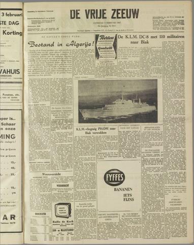 de Vrije Zeeuw 1962-02-03
