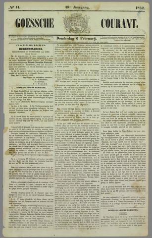 Goessche Courant 1862-02-06