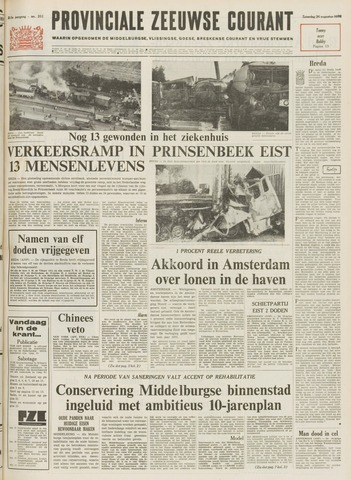 Provinciale Zeeuwse Courant 1972-08-26