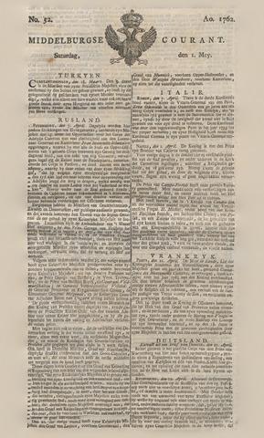 Middelburgsche Courant 1762-05-01