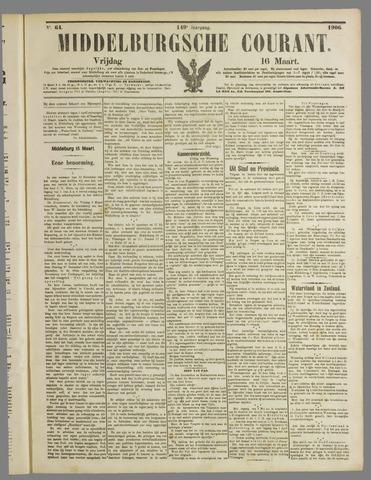 Middelburgsche Courant 1906-03-16