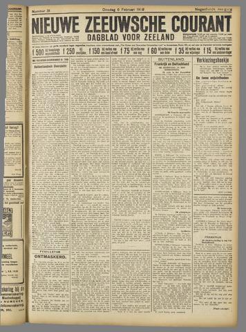 Nieuwe Zeeuwsche Courant 1923-02-06
