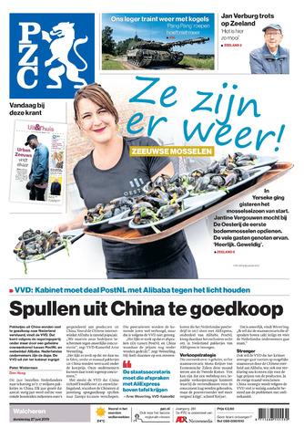Provinciale Zeeuwse Courant 2019-06-27