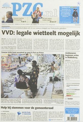 Provinciale Zeeuwse Courant 2010-02-04