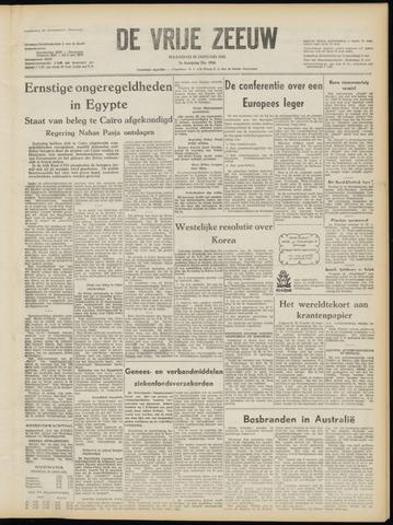 de Vrije Zeeuw 1952-01-28