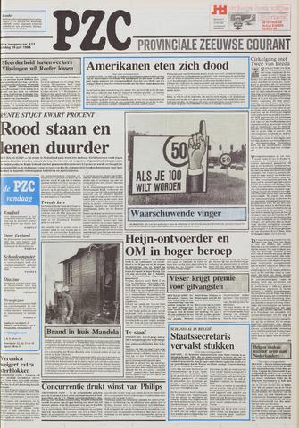 Provinciale Zeeuwse Courant 1988-07-29