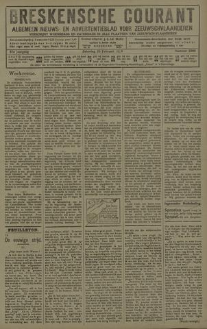 Breskensche Courant 1928-02-25