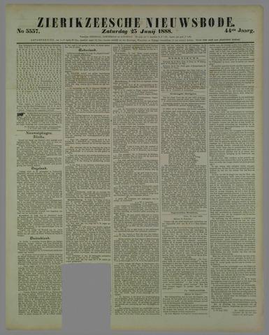 Zierikzeesche Nieuwsbode 1888-06-23