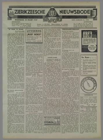 Zierikzeesche Nieuwsbode 1937-03-10
