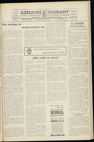 Axelsche Courant 1951-06-09
