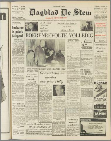 de Stem 1966-09-30