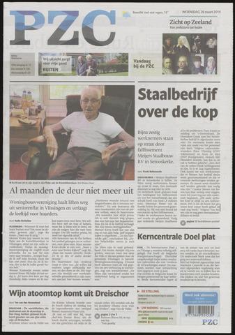 Provinciale Zeeuwse Courant 2014-03-26