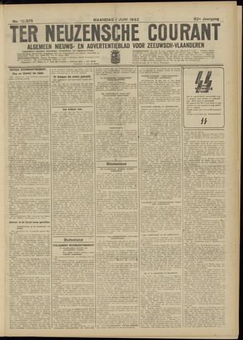 Ter Neuzensche Courant. Algemeen Nieuws- en Advertentieblad voor Zeeuwsch-Vlaanderen / Neuzensche Courant ... (idem) / (Algemeen) nieuws en advertentieblad voor Zeeuwsch-Vlaanderen 1942-06-01