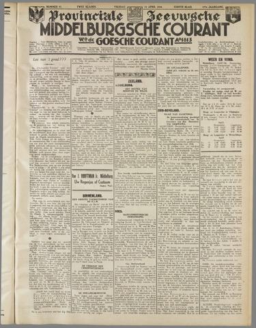 Middelburgsche Courant 1934-04-13