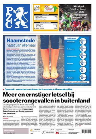 Provinciale Zeeuwse Courant 2017-07-13