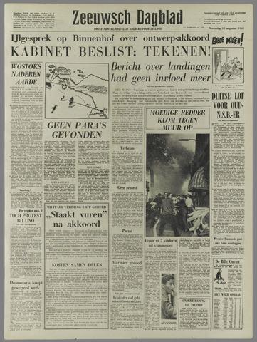 Zeeuwsch Dagblad 1962-08-15