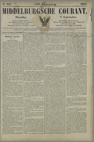 Middelburgsche Courant 1883-09-03