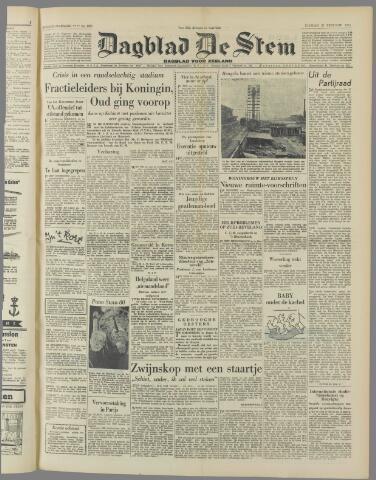 de Stem 1951-02-27