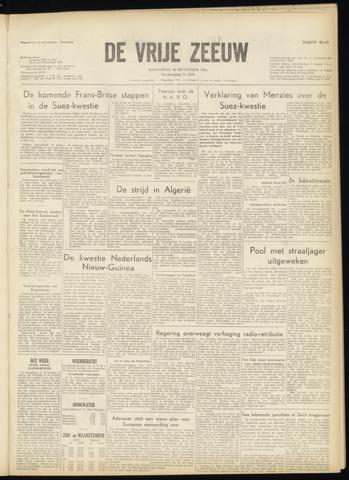 de Vrije Zeeuw 1956-09-26
