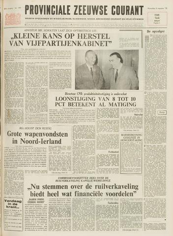 Provinciale Zeeuwse Courant 1972-08-02