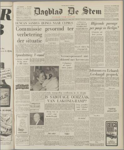 de Stem 1963-12-30