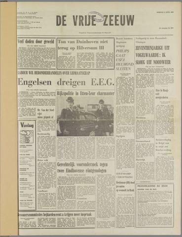 de Vrije Zeeuw 1974-04-02