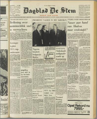 de Stem 1968-07-06
