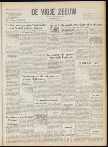 de Vrije Zeeuw 1957-08-19