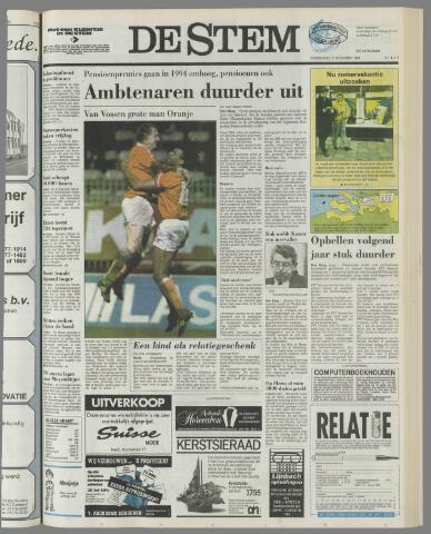 de Stem 1992-12-17