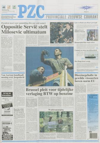 Provinciale Zeeuwse Courant 2000-10-05