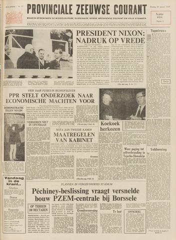 Provinciale Zeeuwse Courant 1969-01-21