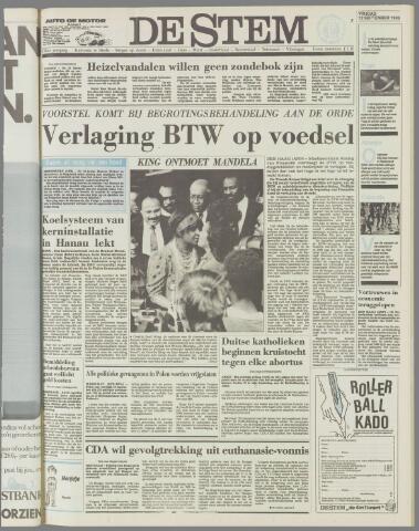 de Stem 1986-09-12