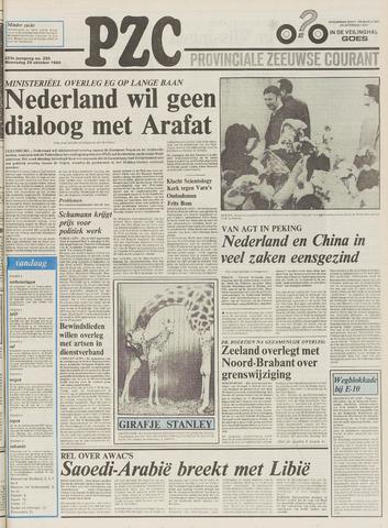 Provinciale Zeeuwse Courant 1980-10-29