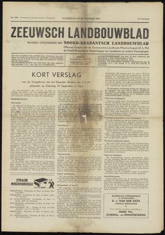 Zeeuwsch landbouwblad ... ZLM land- en tuinbouwblad 1953-09-19
