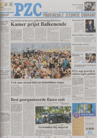 Provinciale Zeeuwse Courant 2005-06-20