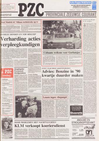 Provinciale Zeeuwse Courant 1989-04-04