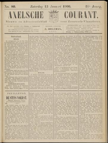 Axelsche Courant 1906-01-13