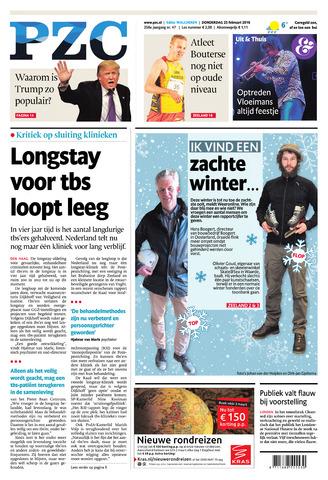 Provinciale Zeeuwse Courant 2016-02-25