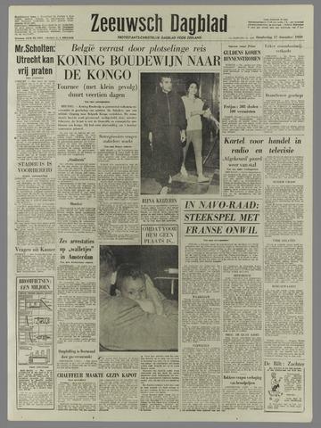 Zeeuwsch Dagblad 1959-12-17