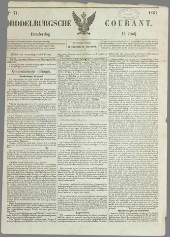 Middelburgsche Courant 1861-06-13