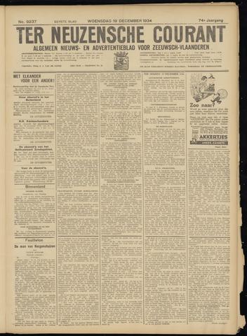 Ter Neuzensche Courant. Algemeen Nieuws- en Advertentieblad voor Zeeuwsch-Vlaanderen / Neuzensche Courant ... (idem) / (Algemeen) nieuws en advertentieblad voor Zeeuwsch-Vlaanderen 1934-12-19