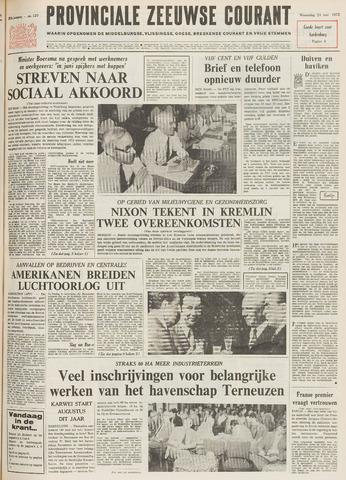 Provinciale Zeeuwse Courant 1972-05-24