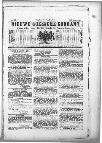 Nieuwe Goessche Courant 1876-03-31